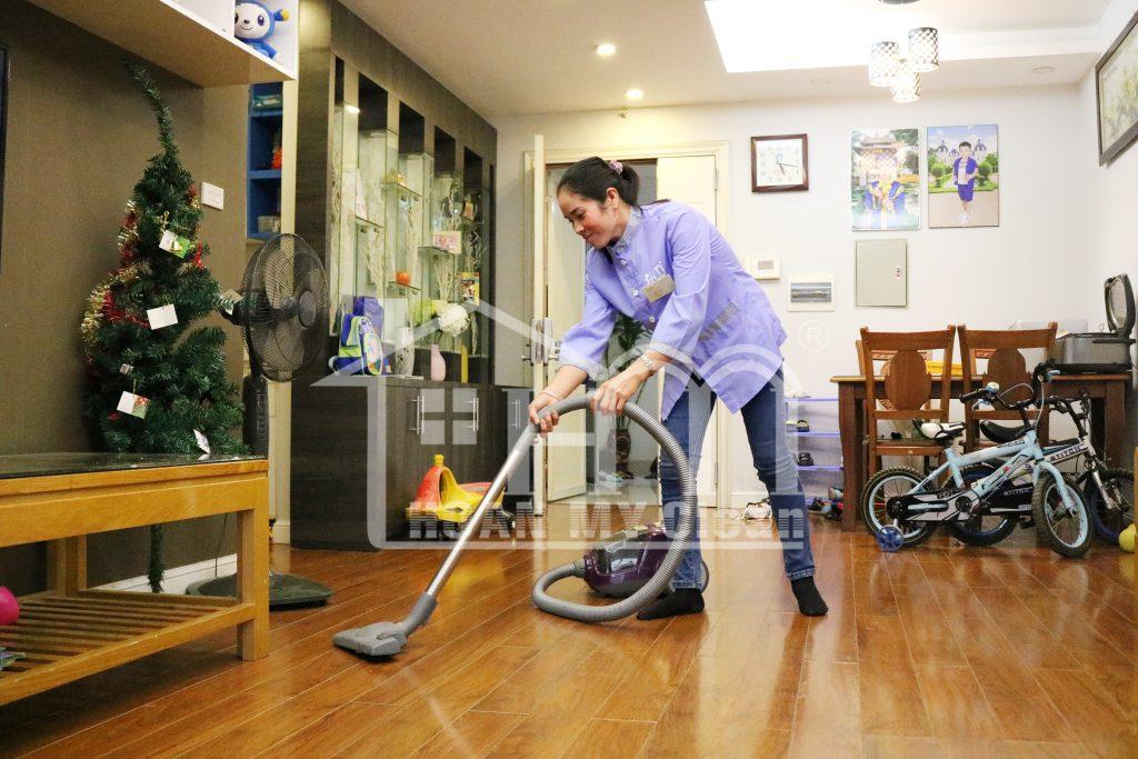Dịch vụ tổng vệ sinh nhà cửa - Căn hộ