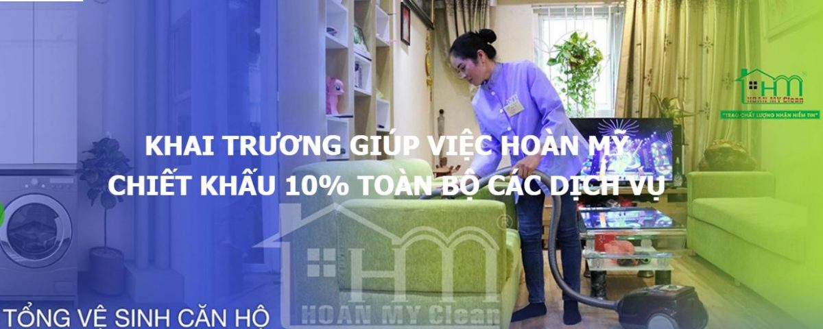tạp vụ theo giờ uy tín nhất Việt Nam